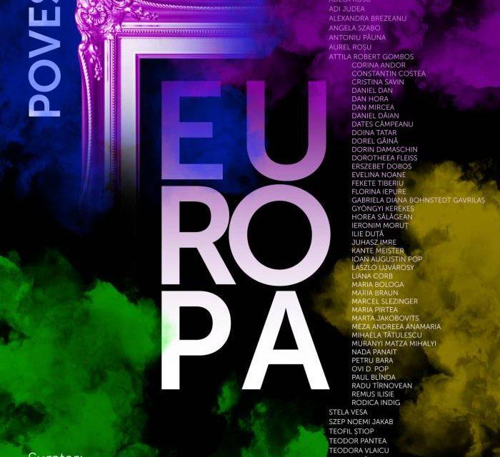 """Expoziție de Artă Contemporană ,,Povești despre Europa"""" la Galerii de Artă-Reperaj. Cetate, corpul C. Oradea"""