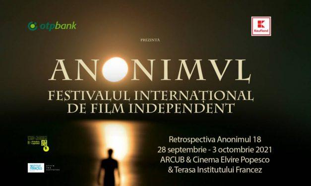 Retrospectiva Anonimul 18 la București