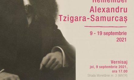 Fragmente şi zidiri. Remember Alexandru Tzigara-Samurcaș @ Muzeul Național al Țăranului Român