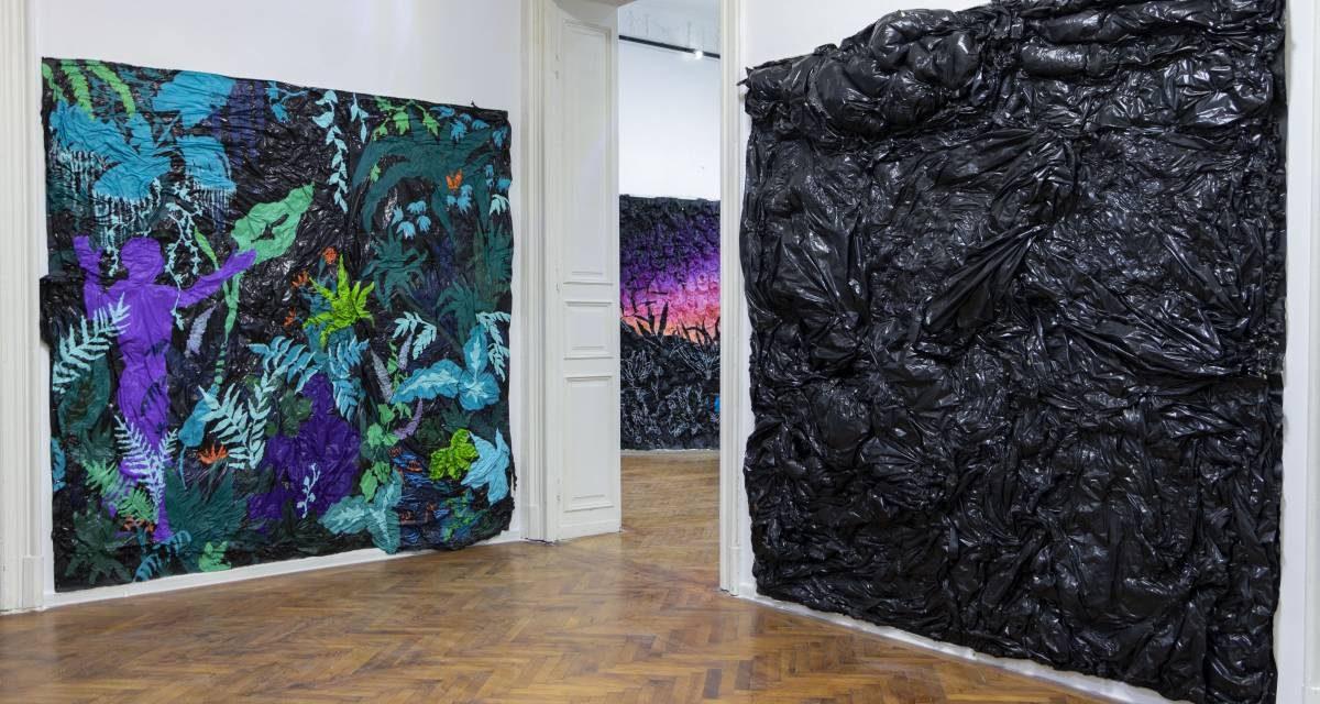 """Expoziție Ionuț Barău """"OUT OF THE WOODS"""" @ Galeriile Carol, București"""
