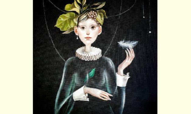 """Expoziția de pictură Iulia Șchiopu """"Das Hohelied/ Cântarea Cântărilor"""" @ Tiny Griffon Gallery, Nürnberg"""