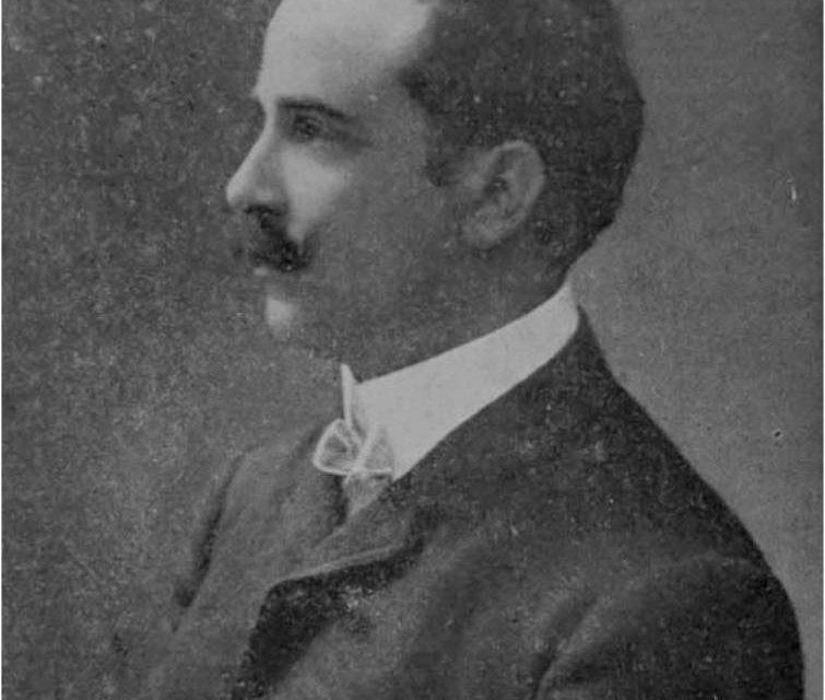 "Kimon Loghi, în ""Luceafărul"", 1904"