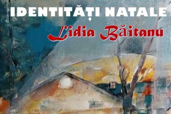 """Expoziție de pictură Lidia Băitanu """"Identități natale"""" @ Iulius Mall Iași"""