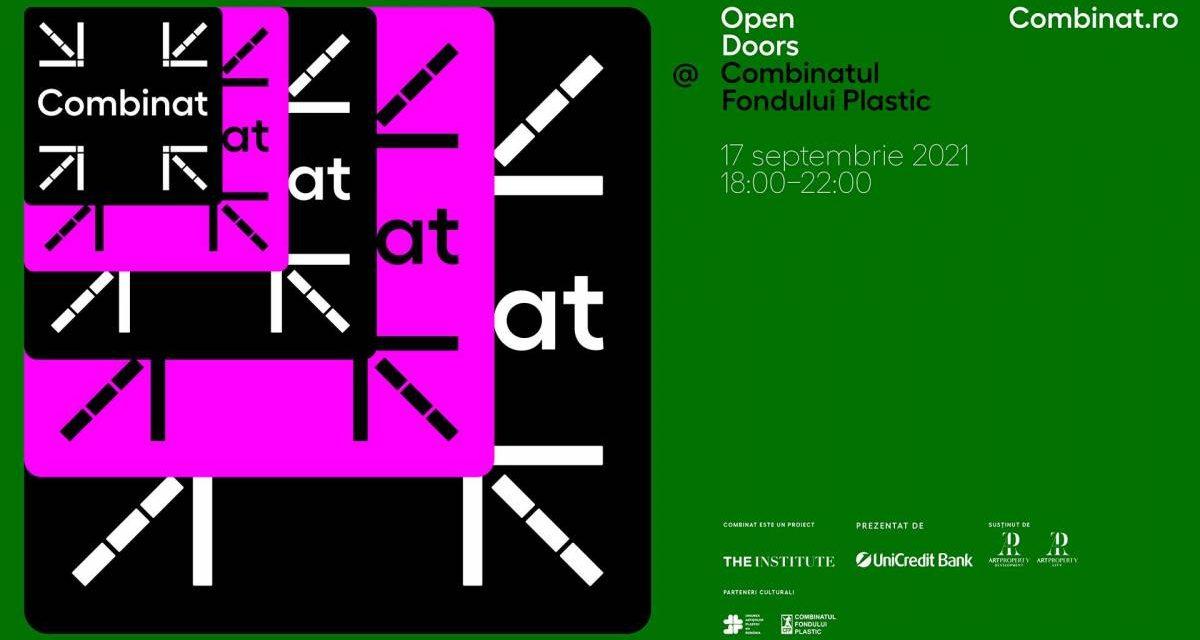 Open Doors @ Combinatul Fondului Plastic
