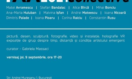 TAA2021collective @ AnnArt Gallery, București