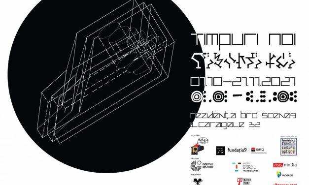 TIMPURI NOI: Xenogeneze ale SF-lui @ Rezidența BRD Scena9, București