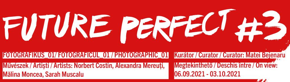 """Expoziţie de grup """"FOTOGRAFICUL_01"""", în cadrul proiectului""""Viitor Anterior #3"""" @ Spațiul Expozițional de Artă Contemporană MAGMA"""