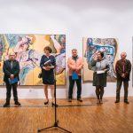 "Expoziția ""4A"": Adrian CHIRA, Laura GHINEA, Ioan Anghel NEGREAN, Dorel PETREHUȘ @ Galeria de Artă BWA Sokol din Nowy Sacz, Polonia"
