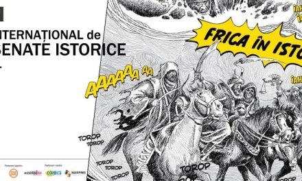 De azi până duminică, Brașovul este gazda Festivalului Internațional de Benzi Desenate Istorice!